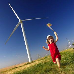 photo éolienne